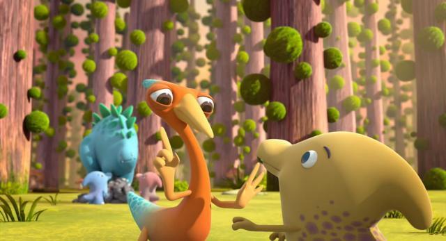 小恐龍樂園 第一季31 線上看