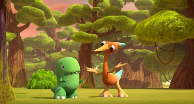 小恐龍樂園 第一季32 線上看