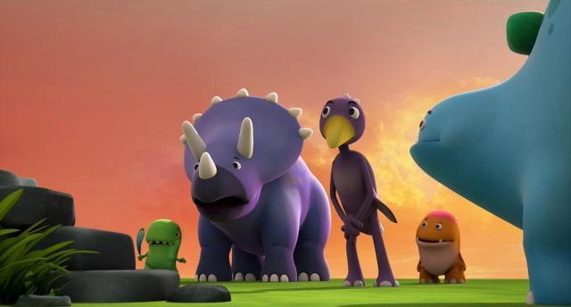 小恐龍樂園 第一季33 線上看