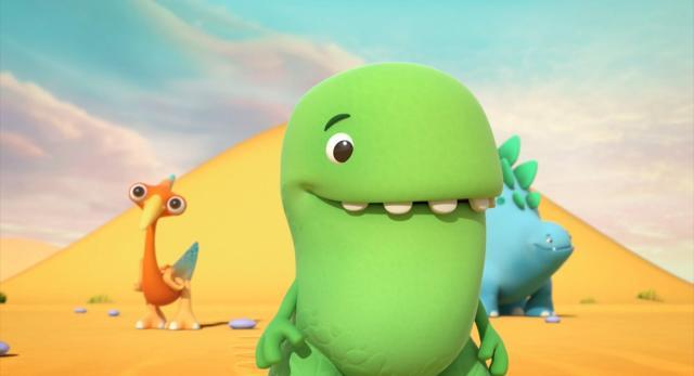 小恐龍樂園 第一季38 線上看
