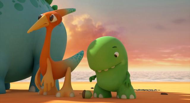 小恐龍樂園 第一季41 線上看
