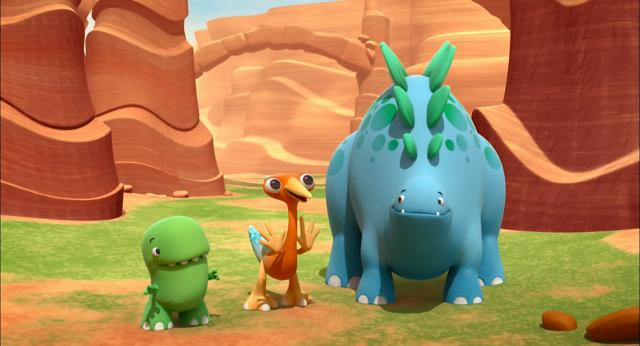 小恐龍樂園 第一季46 線上看