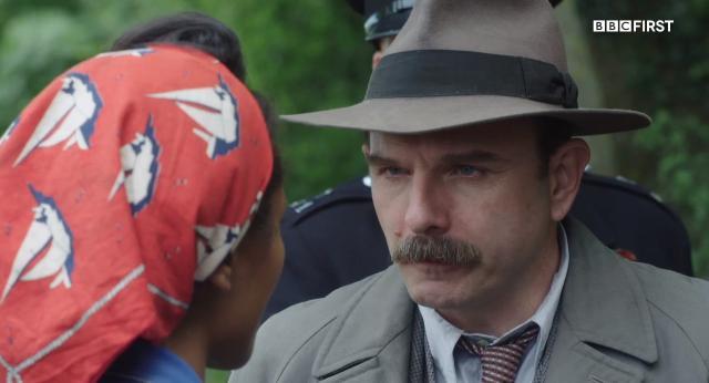 布朗神父探案 第八季 第7集劇照 1