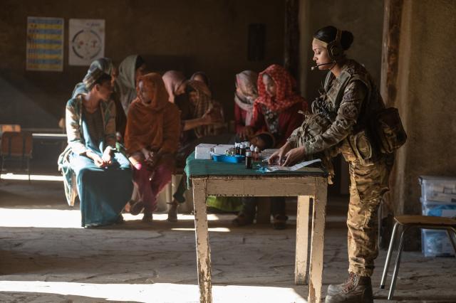 少女從軍記 第四季1 線上看
