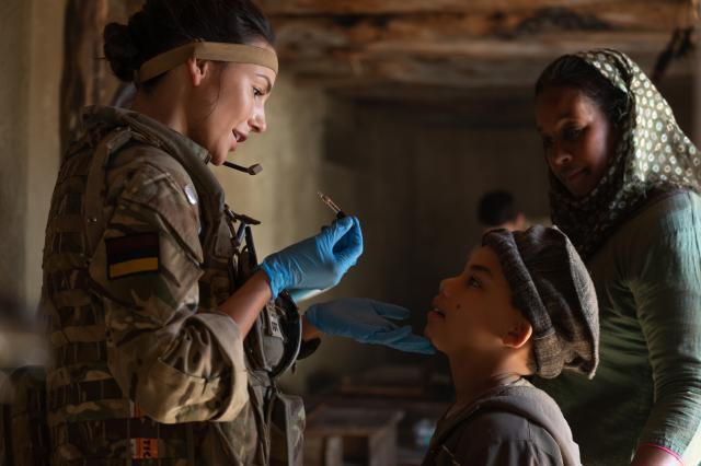少女從軍記 第四季2 線上看