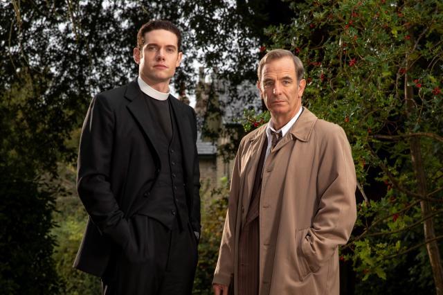 牧師與神探 第五季1 線上看