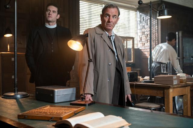 牧師與神探 第五季4 線上看