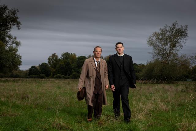 牧師與神探 第五季5 線上看