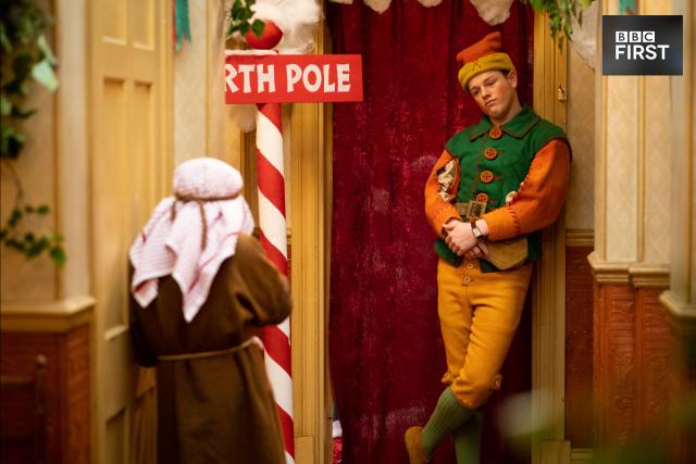 萬物生靈 第一季 聖誕節特輯劇照 1