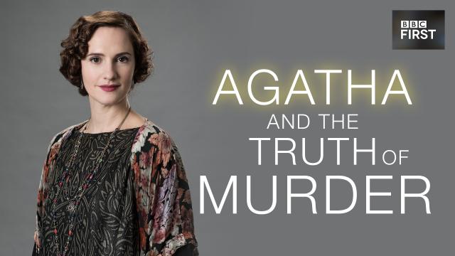 阿嘉莎與謀殺的真相劇照 1