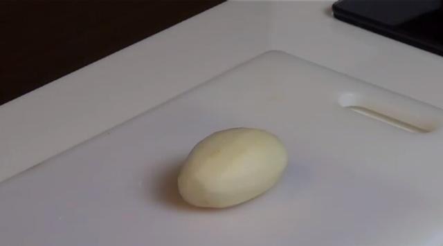 馬鈴薯的處理之【輪切】劇照 1