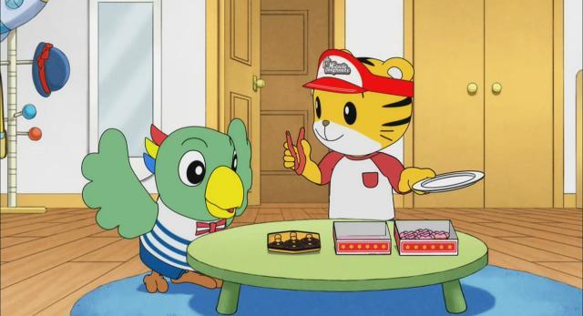 可愛巧虎島 第十一季#14 要不要吃甜甜圈? 線上看