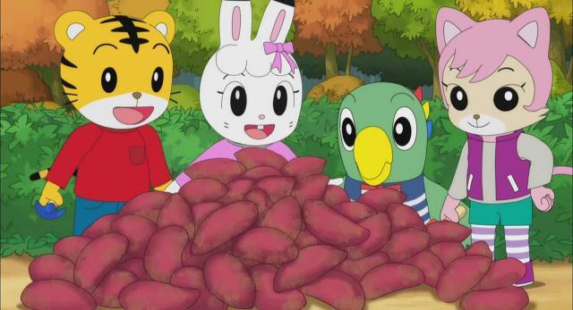 可愛巧虎島 第十一季#28 神秘的地瓜神仙 線上看