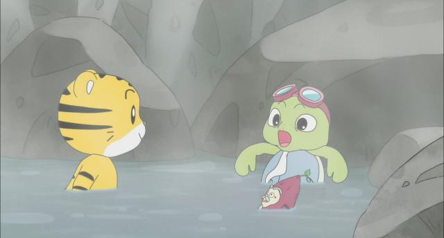 可愛巧虎島 第十一季#38 暖呼呼的溫泉旅行 線上看