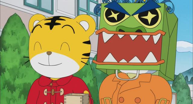 可愛巧虎島 第十一季#39 扮鬼比賽? 線上看