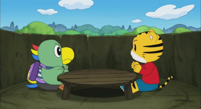 可愛巧虎島 第十一季#49 桃樂比應該去的地方 線上看