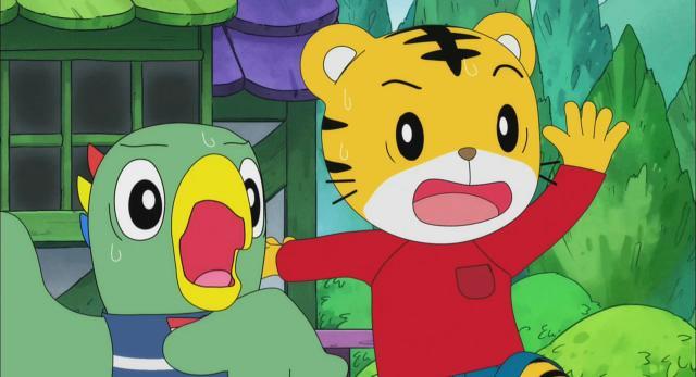 可愛巧虎島 第十一季#55 神奇森林的花之聲 線上看