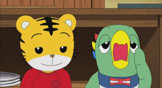 可愛巧虎島 第十一季#77 令人期待的飯糰 線上看