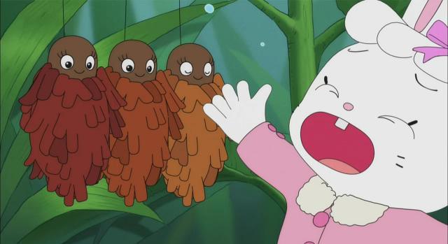 可愛巧虎島 第十一季#81 森林裡的服裝秀 線上看