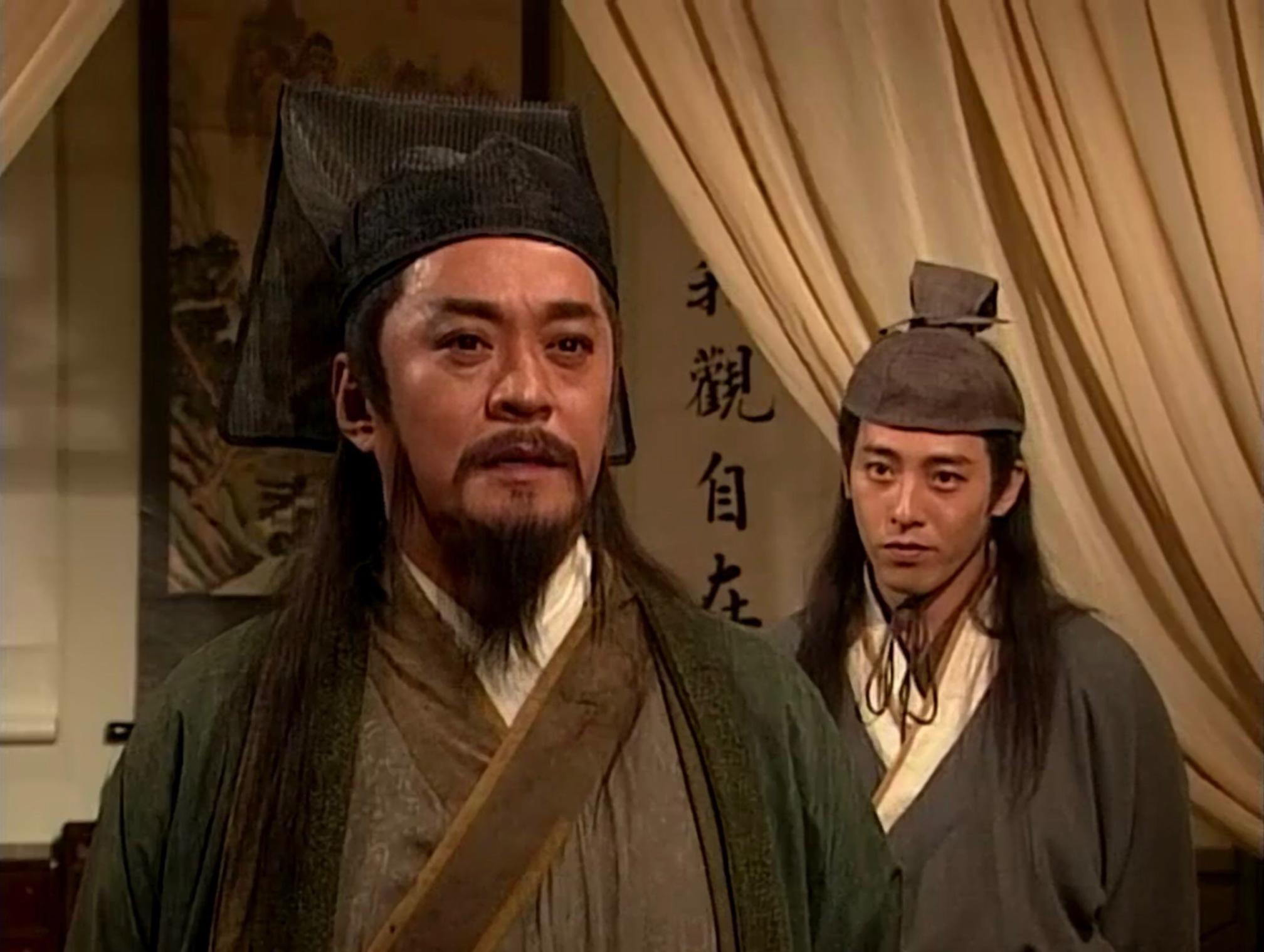 笑傲江湖劇照 1