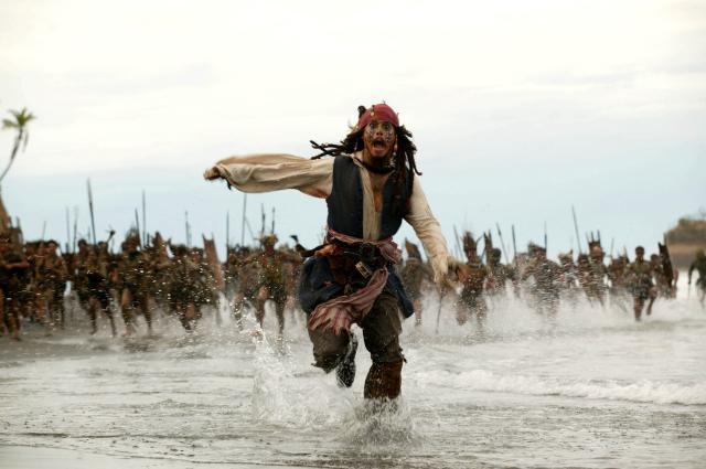 神鬼奇航2:加勒比海盜劇照 1
