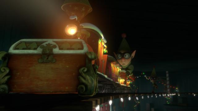 聖誕小精靈:秘密任務劇照 6