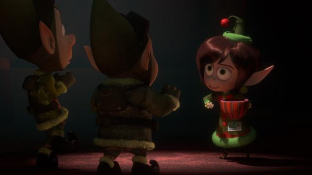 聖誕小精靈:秘密任務劇照 2
