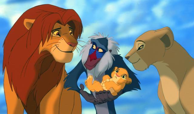 獅子王主題動畫獅子王 線上看