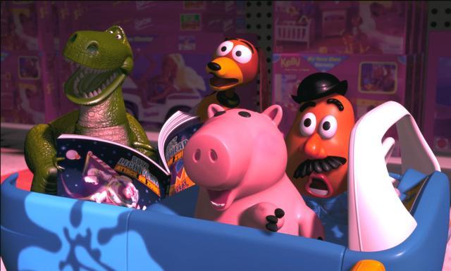 玩具總動員系列動畫玩具總動員2 線上看