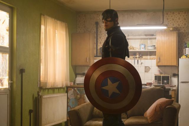 美國隊長3:英雄內戰劇照 2