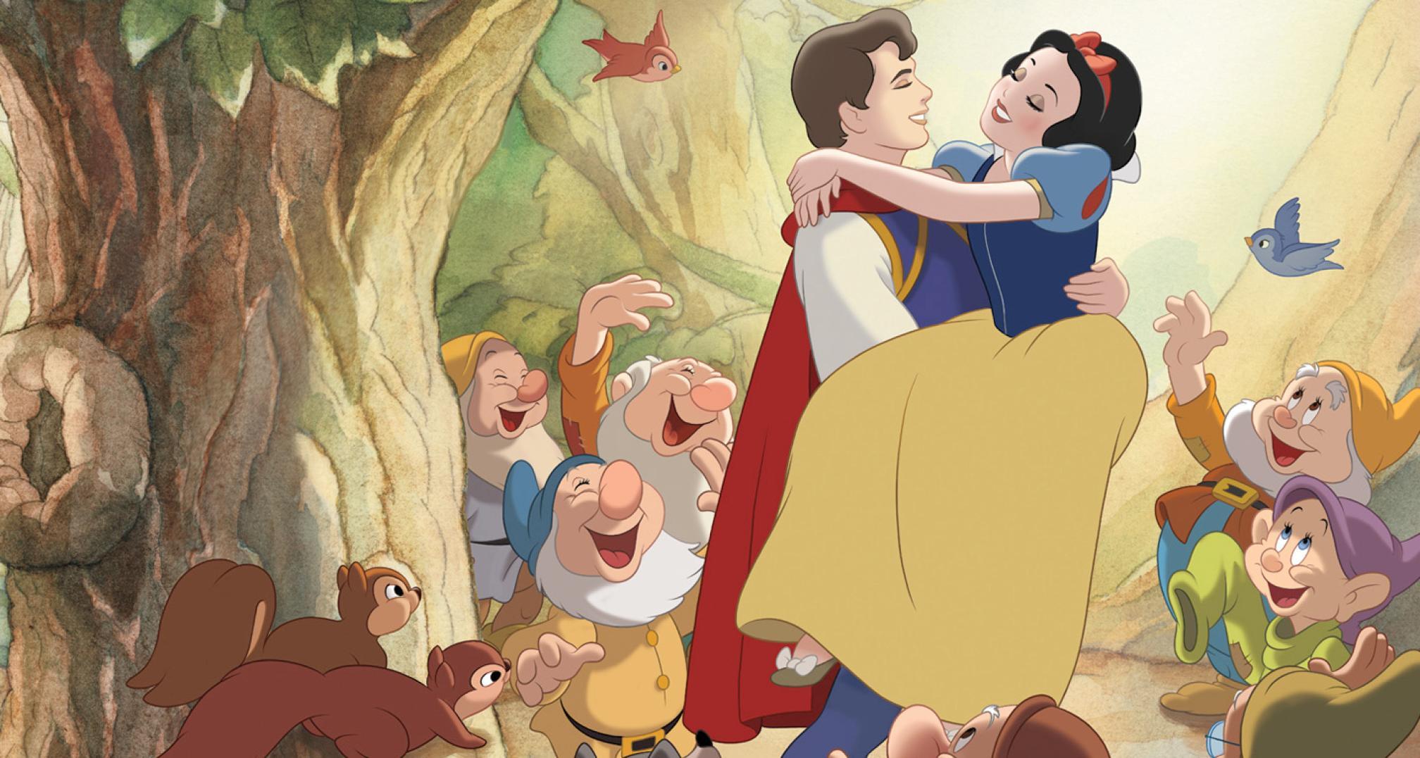 白雪公主與七個小矮人劇照 1