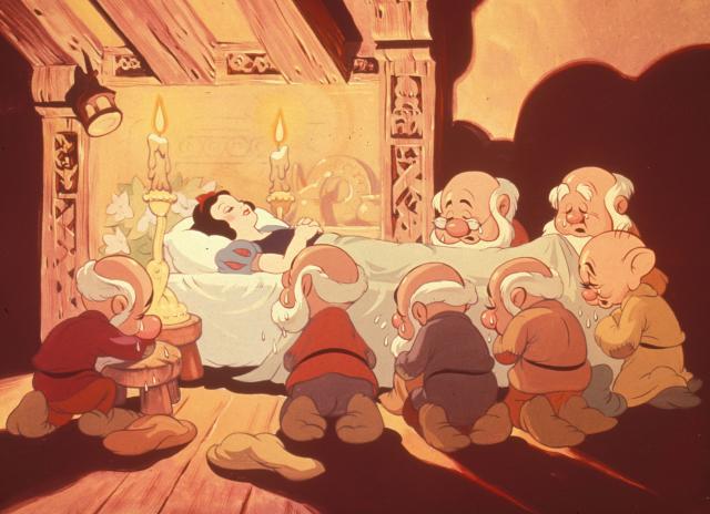 白雪公主與七個小矮人劇照 3