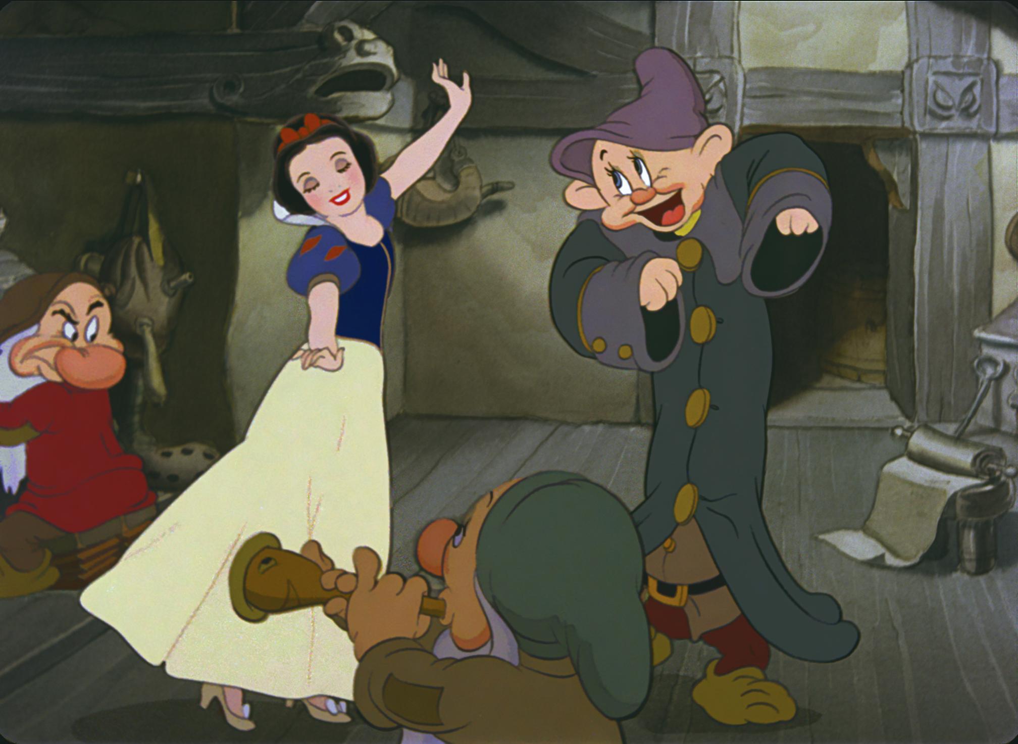 白雪公主與七個小矮人劇照 2