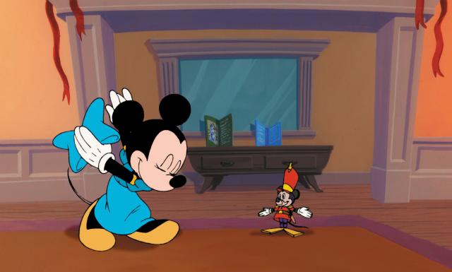 米老鼠溫馨聖誕劇照 1