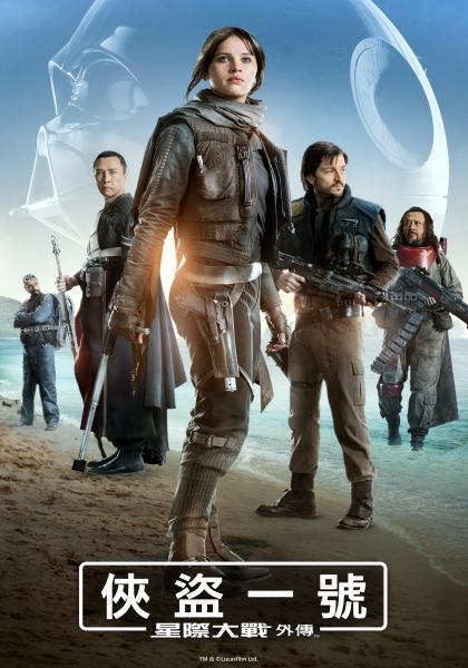 星際大戰外傳:俠盜一號線上看