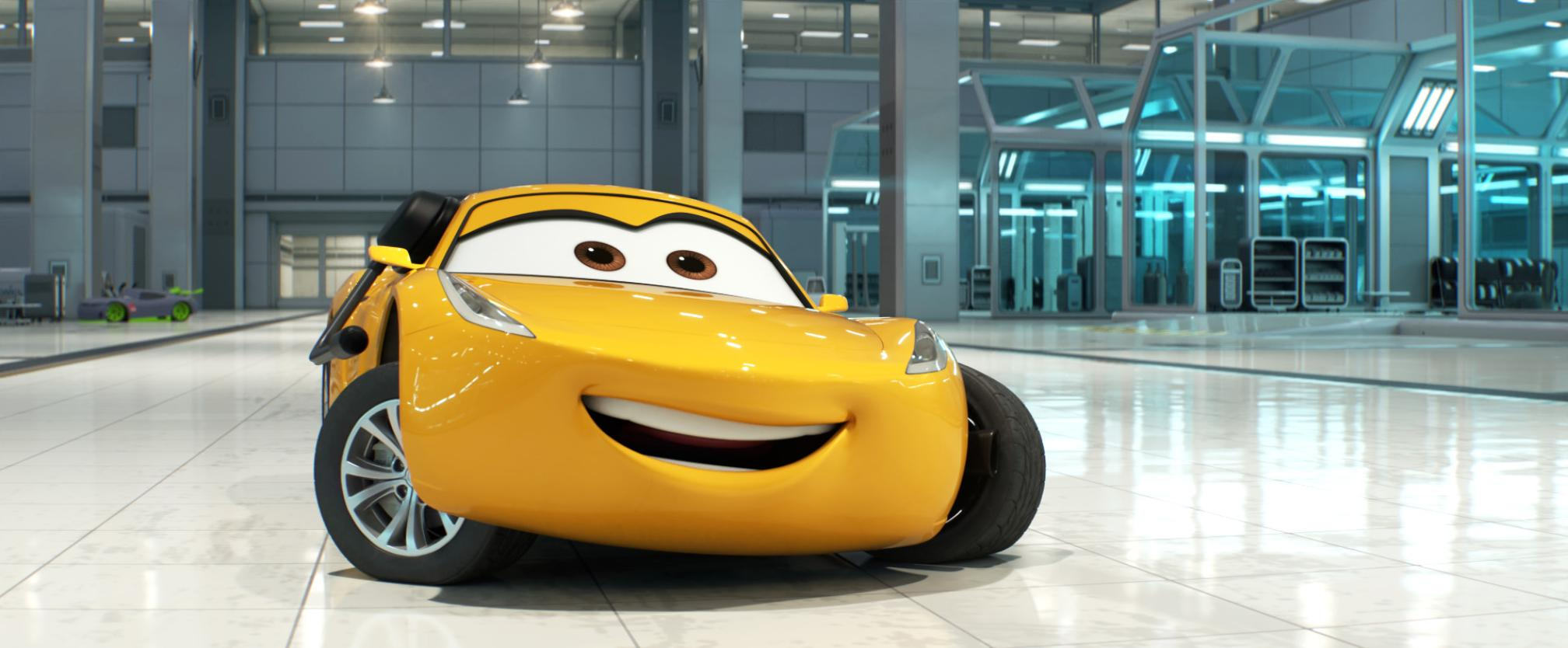 CARS 3:閃電再起劇照 3
