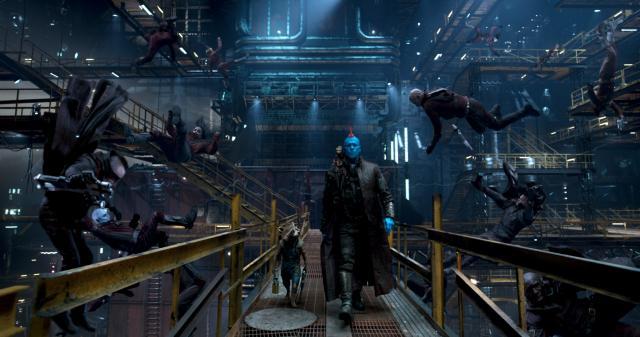 星際異攻隊2 數位珍藏逃出船艦:多層次的組合 線上看