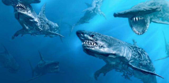 神鬼奇航:死無對證 數位珍藏花絮-幽靈鯊魚的現身 線上看