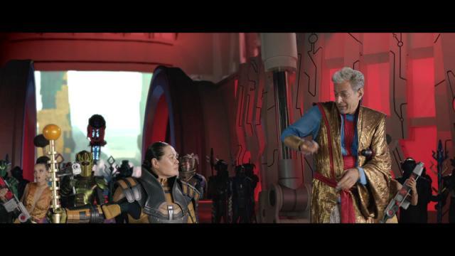 雷神索爾3:諸神黃昏 數位珍藏版花絮-看導演如何玩電影 線上看