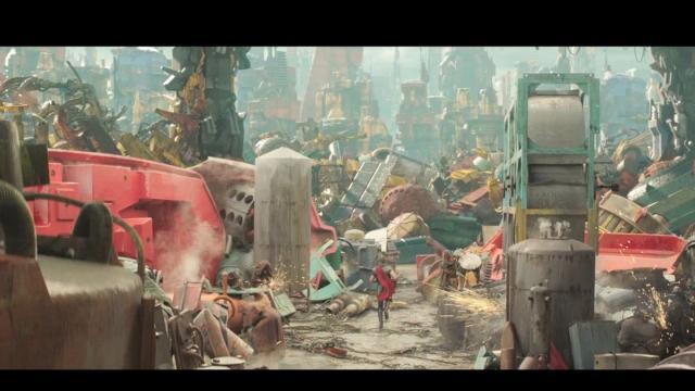 雷神索爾3:諸神黃昏 數位珍藏版花絮-浩克於薩卡星追逐索爾 線上看