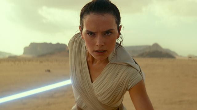 Star Wars 天行者傳奇 九部曲合輯STAR WARS:天行者的崛起 線上看
