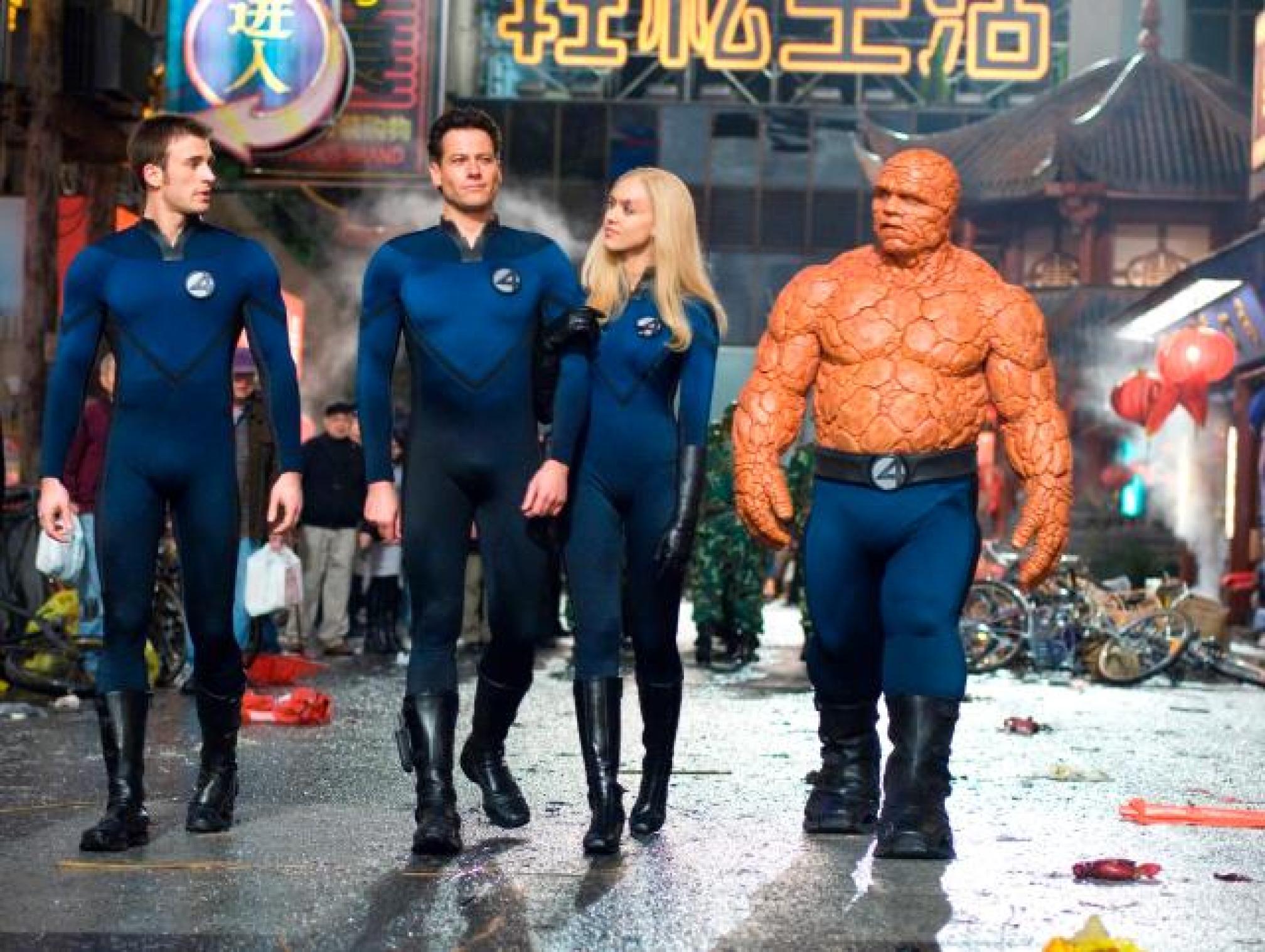 驚奇4超人:銀色衝浪手現身劇照 4