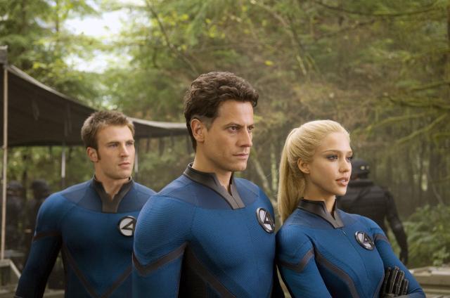 驚奇4超人:銀色衝浪手現身劇照 1
