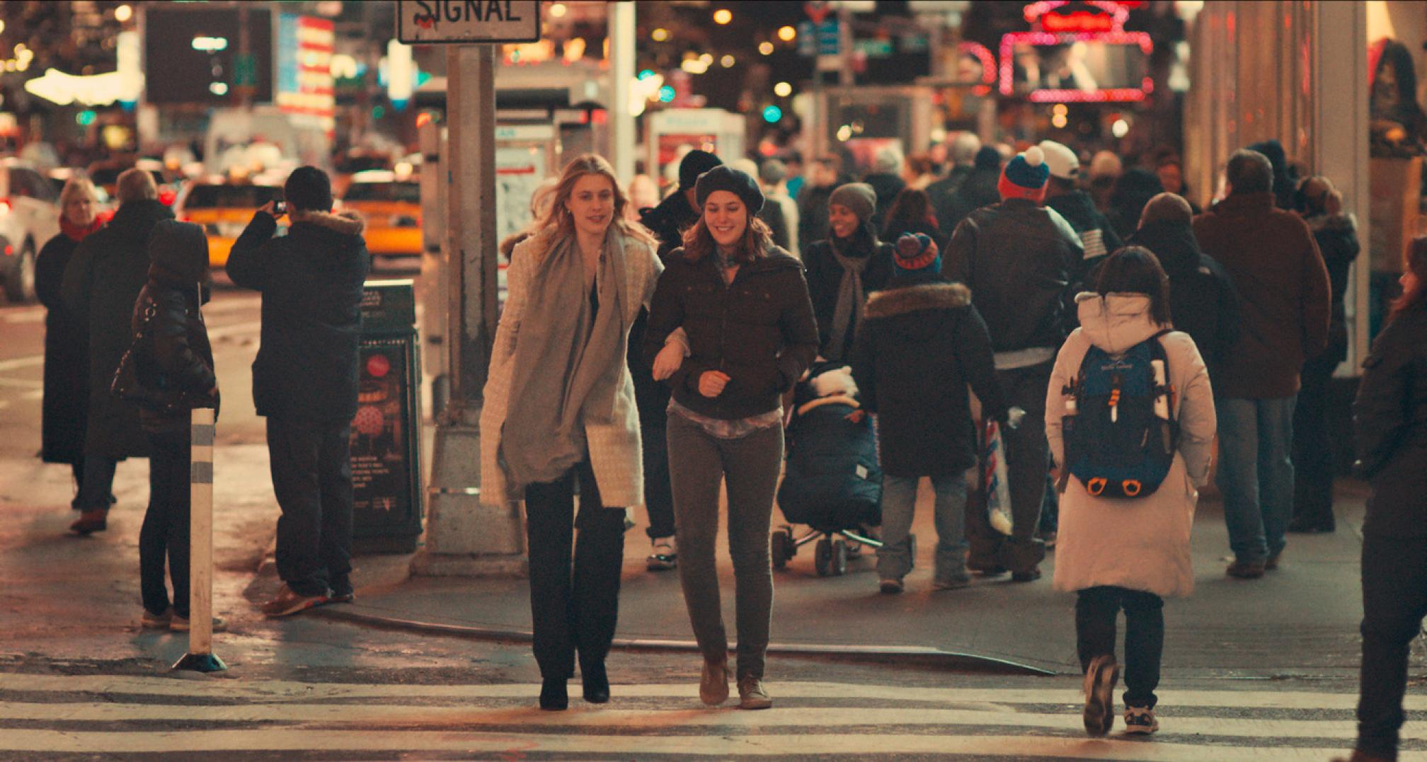 紐約新鮮人劇照 2
