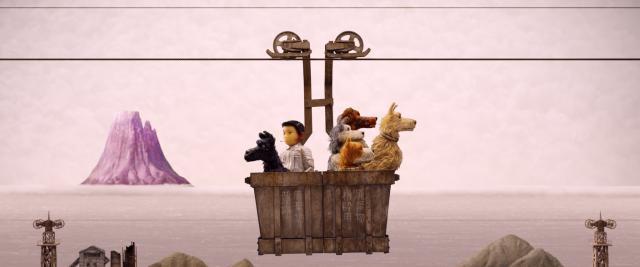 犬之島劇照 5