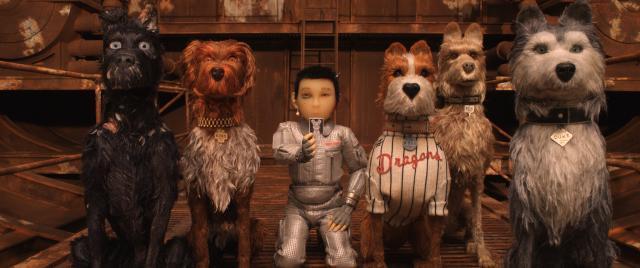 犬之島預告片 01