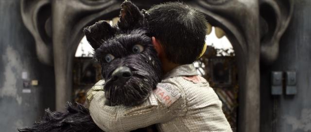 犬之島劇照 4