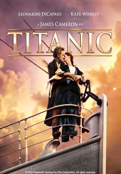 鐵達尼號(2012)線上看