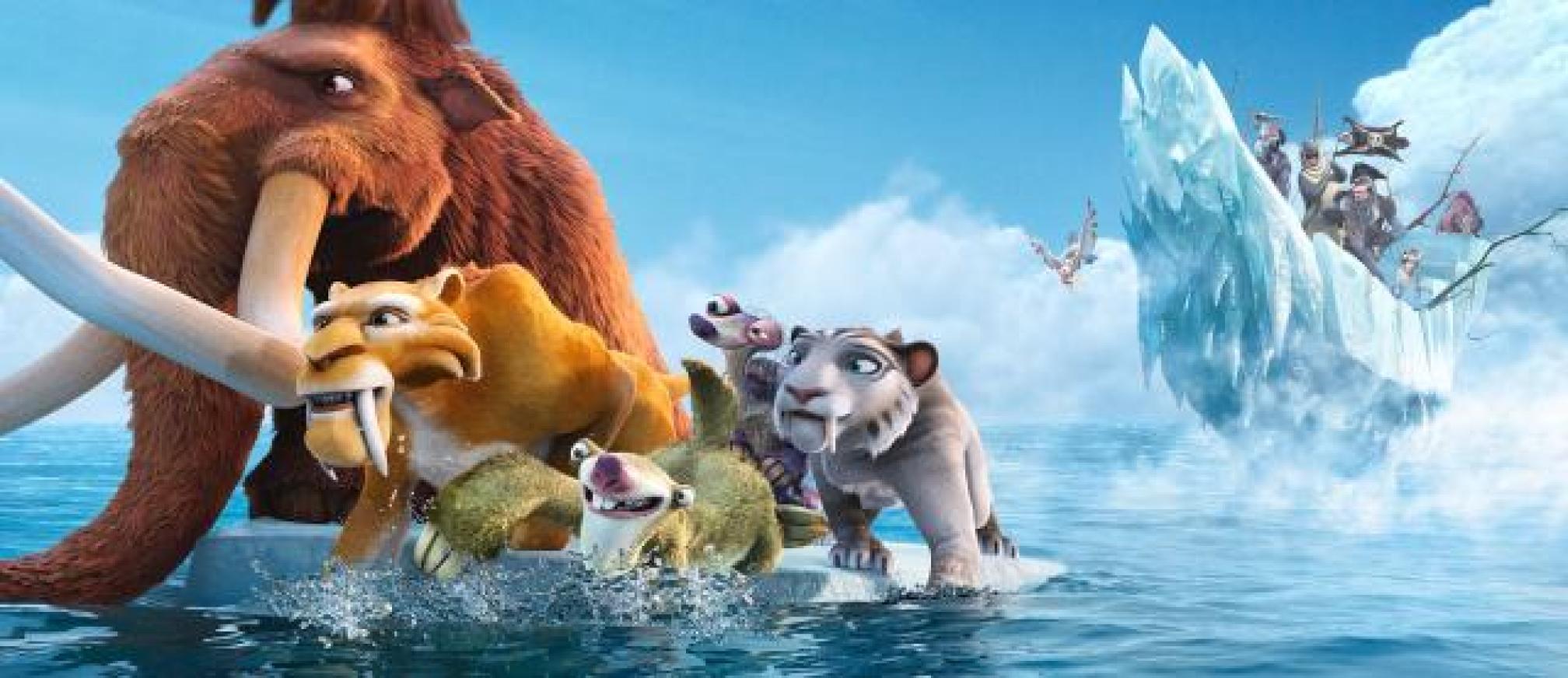 冰原歷險記4:板塊漂移劇照 1
