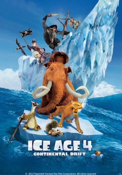 冰原歷險記4:板塊漂移線上看